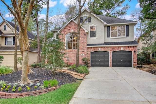 182 W Sundance Circle, The Woodlands, TX 77382 (MLS #60274905) :: Johnson Elite Group