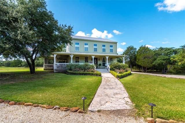 300 Huenefeld Lane, Round Top, TX 78954 (MLS #60284253) :: Texas Home Shop Realty