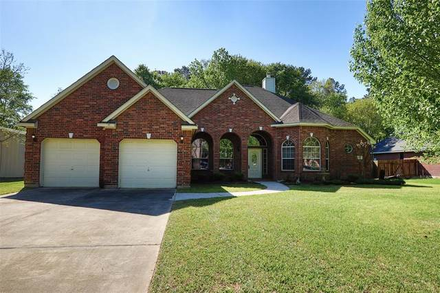 1019 Mcdaniel Drive, Magnolia, TX 77354 (MLS #60295441) :: Christy Buck Team