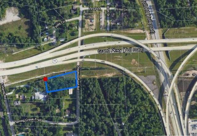 TBD E Hardy Road, Spring, TX 77373 (MLS #6029605) :: Ellison Real Estate Team