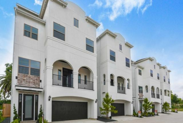 619 Mazal Street, Houston, TX 77009 (MLS #60297890) :: Texas Home Shop Realty