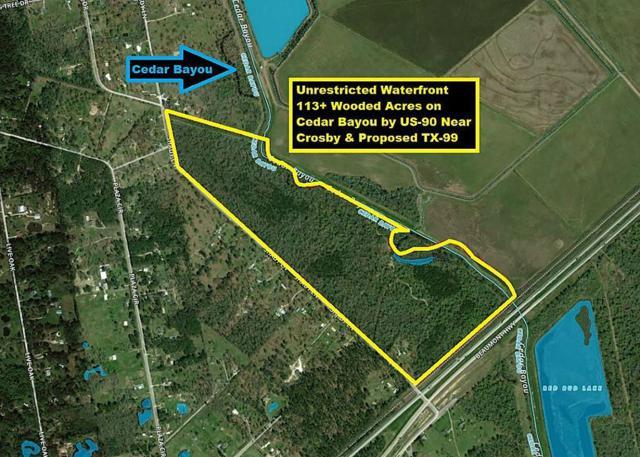20206 Shady Lane, Crosby, TX 77532 (MLS #60307890) :: The Heyl Group at Keller Williams