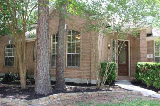 19 Long Springs Place Place, The Woodlands, TX 77382 (MLS #60323668) :: Oscar Fine Properties