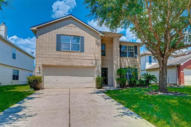 16126 Crooked Arrow Drive Drive, Sugar Land, TX 77498 (MLS #60329366) :: The Bly Team