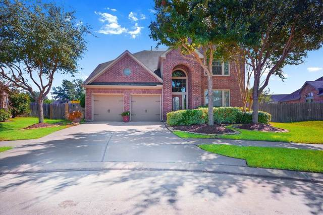 2907 Dunlin Terrace Drive, Katy, TX 77494 (MLS #60330790) :: The SOLD by George Team