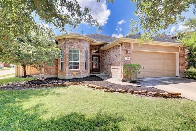 2701 Park Springs Drive, Pearland, TX 77584 (MLS #60335944) :: Christy Buck Team