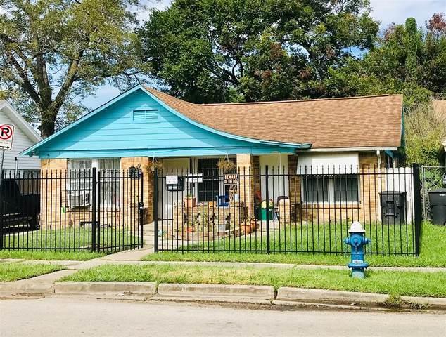 4709 Jefferson Street, Houston, TX 77023 (MLS #60345364) :: Lerner Realty Solutions