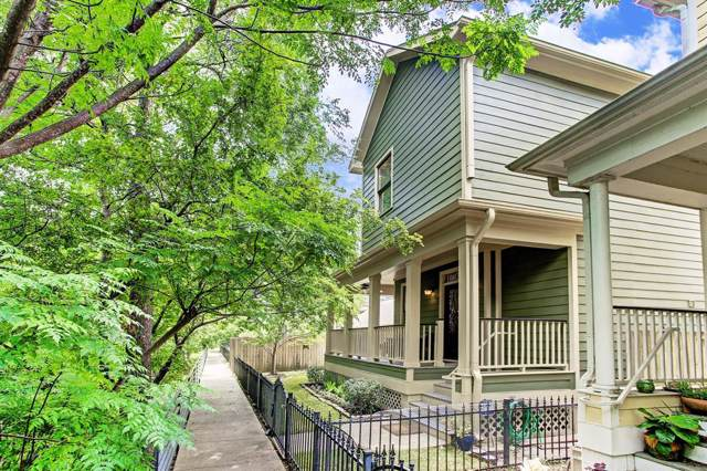 1002 W 16th Street A, Houston, TX 77008 (MLS #60349006) :: The Heyl Group at Keller Williams