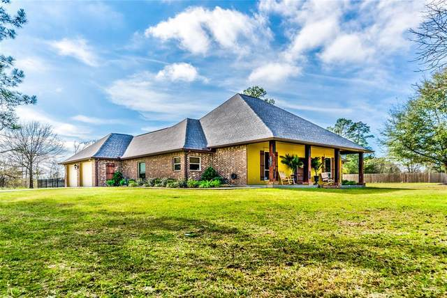 640 Southcreek Park, Livingston, TX 77351 (MLS #60350713) :: The Jill Smith Team
