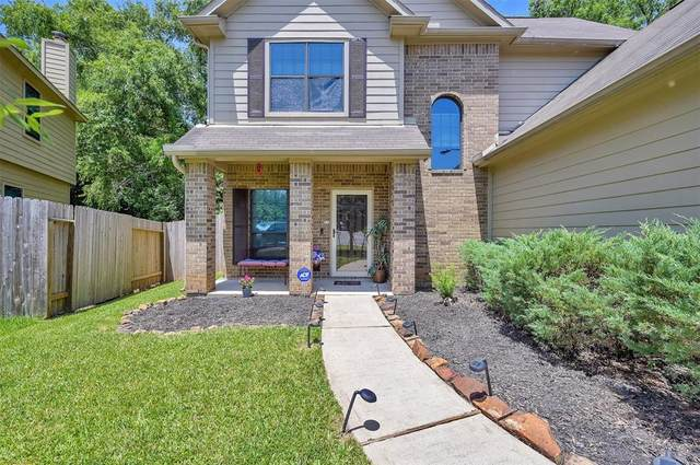18555 Sunrise Pines Drive, Montgomery, TX 77316 (MLS #60351860) :: The Bly Team