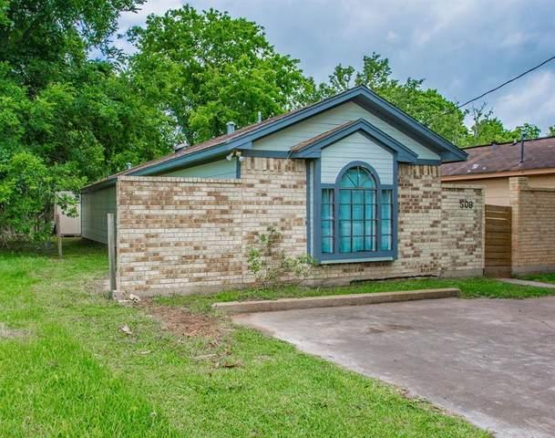 508 N Market Street, Brazoria, TX 77422 (MLS #60357608) :: The Heyl Group at Keller Williams