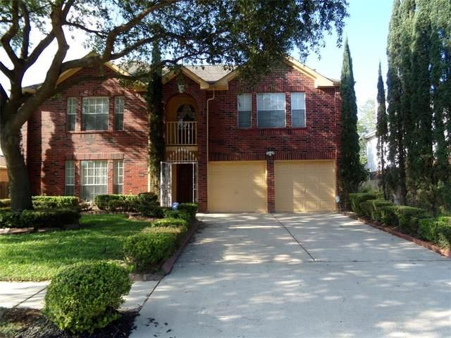 4922 Conward Drive, Houston, TX 77066 (MLS #60372422) :: The Sansone Group