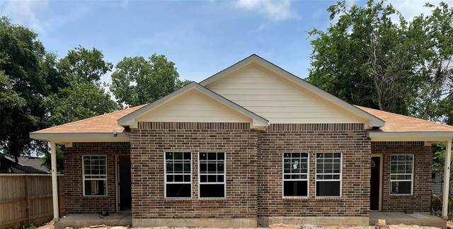 235 Calloway Street, Houston, TX 77029 (MLS #6037786) :: The SOLD by George Team