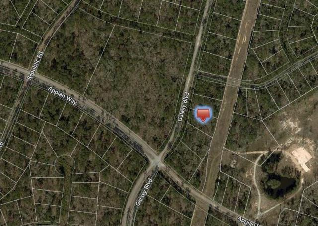 Lot 49 Galaxy Boulevard, Roman Forest, TX 77357 (MLS #60378882) :: The Freund Group