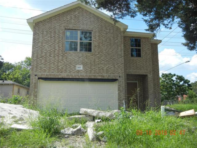 4409 Elysian Street, Houston, TX 77009 (MLS #60400701) :: The Heyl Group at Keller Williams