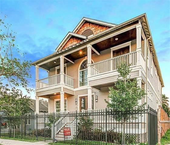 106 E 26th St Street, Houston, TX 77008 (MLS #60413861) :: My BCS Home Real Estate Group