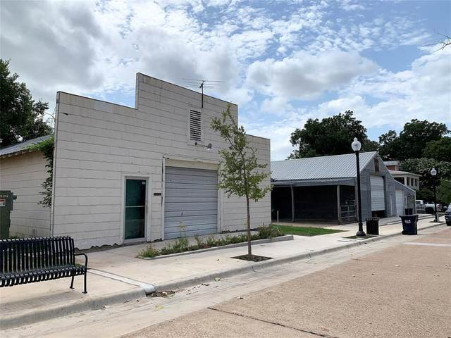 401-407 S Park Street, Brenham, TX 77833 (MLS #60413970) :: My BCS Home Real Estate Group
