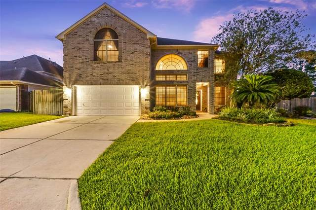 8031 Club Point Drive, Humble, TX 77346 (MLS #60423012) :: The Heyl Group at Keller Williams