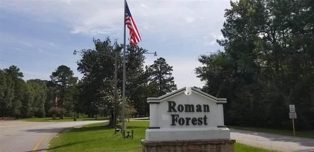 00 Fairway Drive, Roman Forest, TX 77357 (MLS #60427555) :: The Sansone Group
