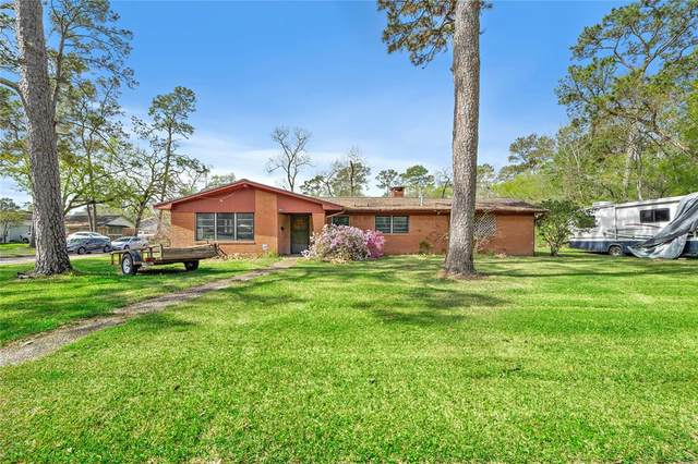2912 Cottonwood Drive, Dickinson, TX 77539 (MLS #60430571) :: All Cities USA Realty