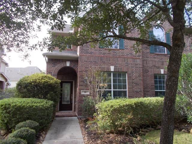 19 Avenswood Place, The Woodlands, TX 77382 (MLS #60441220) :: Ellison Real Estate Team