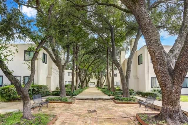 401 Anita Street #33, Houston, TX 77006 (MLS #60441437) :: All Cities USA Realty