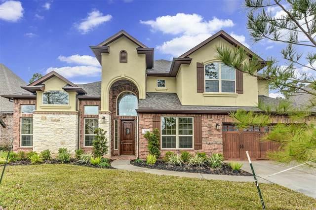 2410 Belton Shores Drive, Conroe, TX 77304 (MLS #60450580) :: The Home Branch