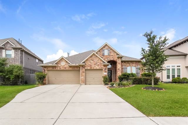 4718 Sabero Lane, League City, TX 77573 (MLS #60460548) :: Texas Home Shop Realty