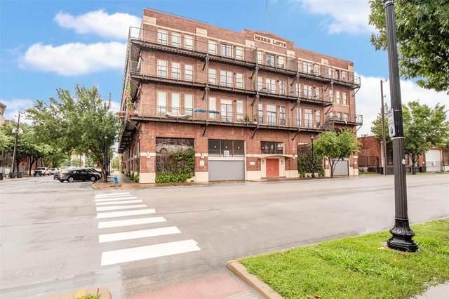2205 Mckinney Street #303, Houston, TX 77003 (MLS #6047050) :: Lerner Realty Solutions