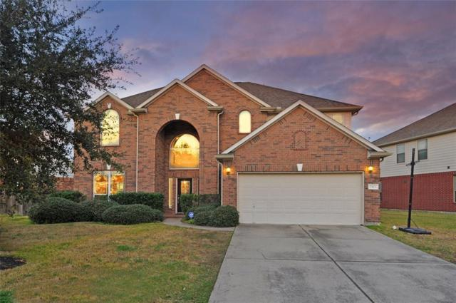 2413 Shorebrook Drive, Pearland, TX 77584 (MLS #6047162) :: The Sansone Group