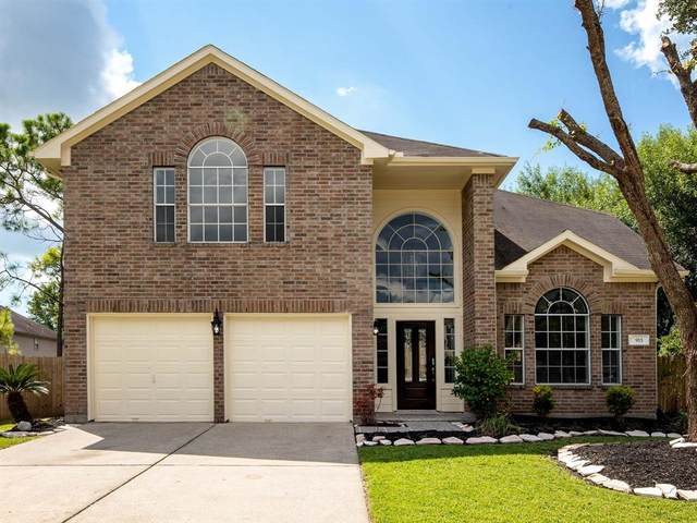 915 Chase Creek Circle, Bacliff, TX 77518 (MLS #60483665) :: Rachel Lee Realtor