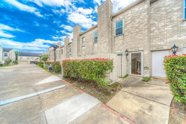 2876 Holly Hall Street #2876, Houston, TX 77054 (MLS #60489786) :: Team Parodi at Realty Associates