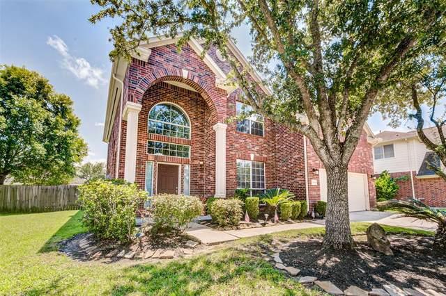 4704 Honey Creek Court, Pearland, TX 77584 (MLS #60500724) :: The Heyl Group at Keller Williams