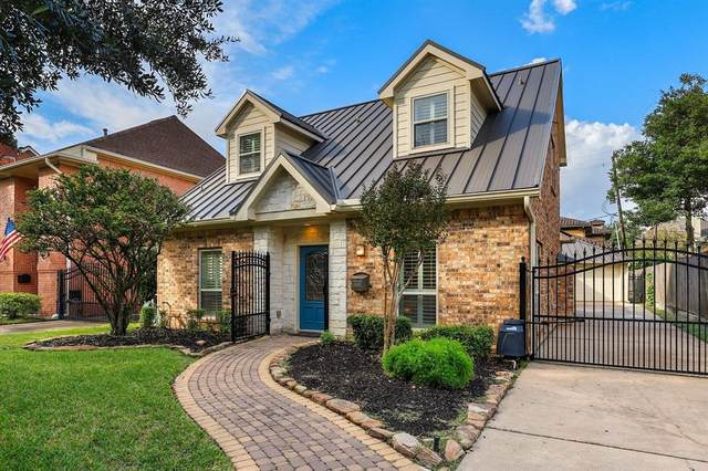 4818 Spruce Street, Bellaire, TX 77401 (MLS #60502920) :: Connell Team with Better Homes and Gardens, Gary Greene