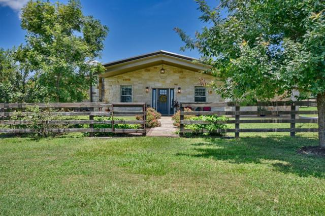 10960 Dierking Road, Brenham, TX 77833 (MLS #60503225) :: The Home Branch