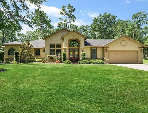 19310 Kanawha Drive, Porter, TX 77365 (MLS #60513739) :: The Heyl Group at Keller Williams