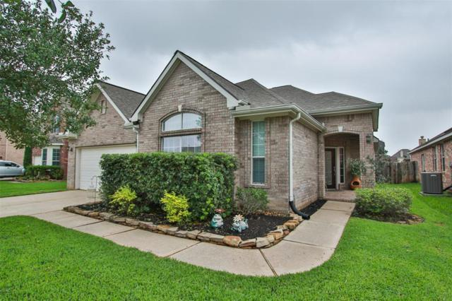 9011 Kinnel Lane, Tomball, TX 77375 (MLS #60514464) :: The SOLD by George Team