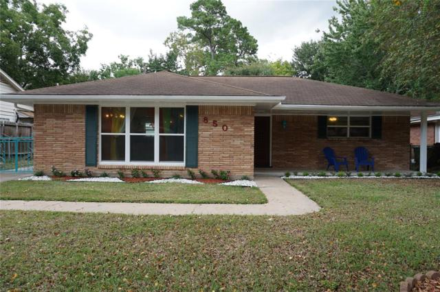 850 Judiway Street, Houston, TX 77018 (MLS #60515060) :: See Tim Sell