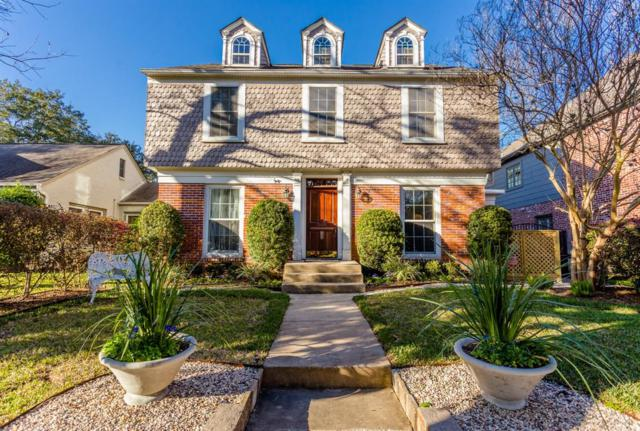 3128 Lafayette Street, West University Place, TX 77005 (MLS #60516244) :: The Kevin Allen Jones Home Team