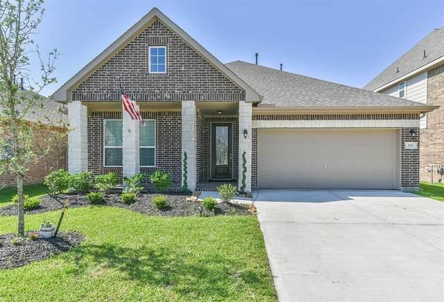 219 Ashley Way, Alvin, TX 77511 (MLS #60535733) :: Green Residential