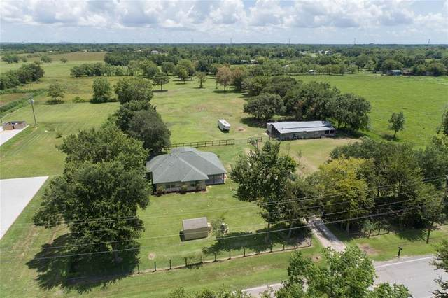 1780 County Road 99, Alvin, TX 77511 (MLS #60550424) :: The Freund Group