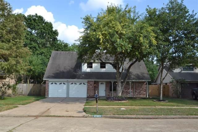 21323 Park Downe Lane, Katy, TX 77450 (MLS #60559541) :: The Jill Smith Team