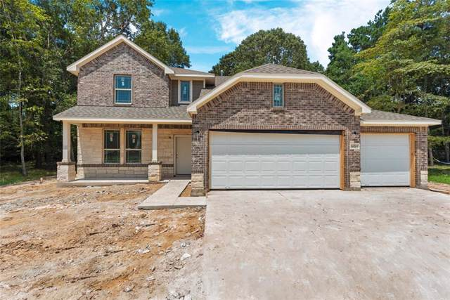 28707 Riverside Crest Lane, Huffman, TX 77336 (MLS #6056500) :: The SOLD by George Team