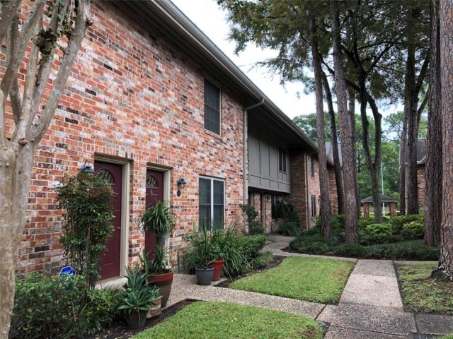 515 Tallowood Road #47, Houston, TX 77024 (MLS #60565225) :: The Bly Team