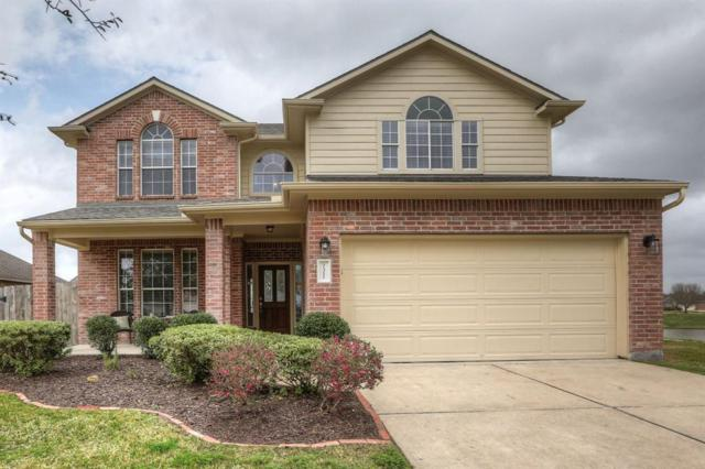 7311 Northfork Drive, Pearland, TX 77584 (MLS #60581423) :: Fanticular Real Estate, LLC