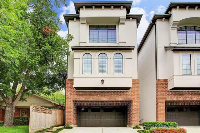 1301 Peden Street, Houston, TX 77006 (MLS #60582176) :: Giorgi Real Estate Group