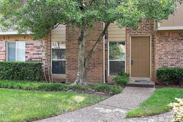 2511 Bering Drive #7, Houston, TX 77057 (MLS #60607861) :: The Heyl Group at Keller Williams