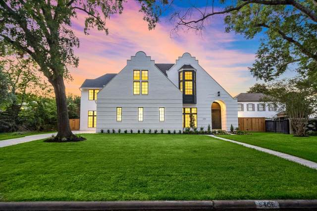 5406 Tilbury Drive, Houston, TX 77056 (MLS #6060890) :: Giorgi Real Estate Group