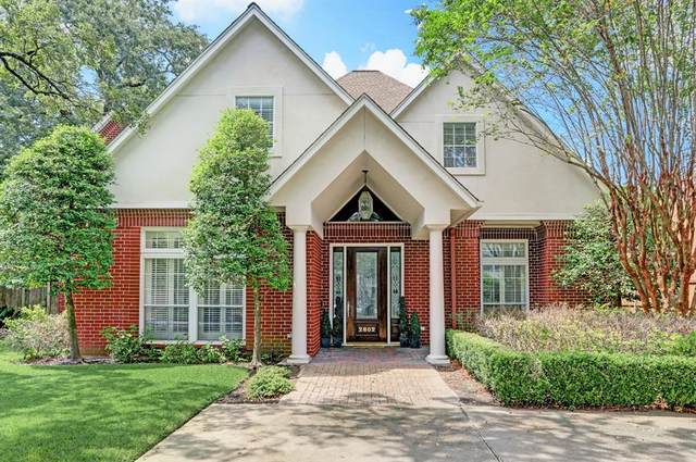 2802 West Lane Drive, Houston, TX 77027 (MLS #60613394) :: The Bly Team