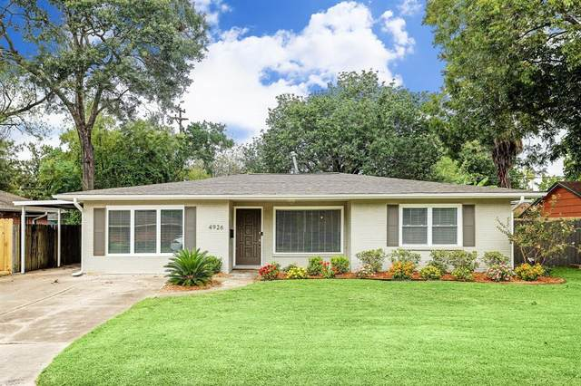 4926 Libbey Lane, Houston, TX 77092 (MLS #60614841) :: All Cities USA Realty